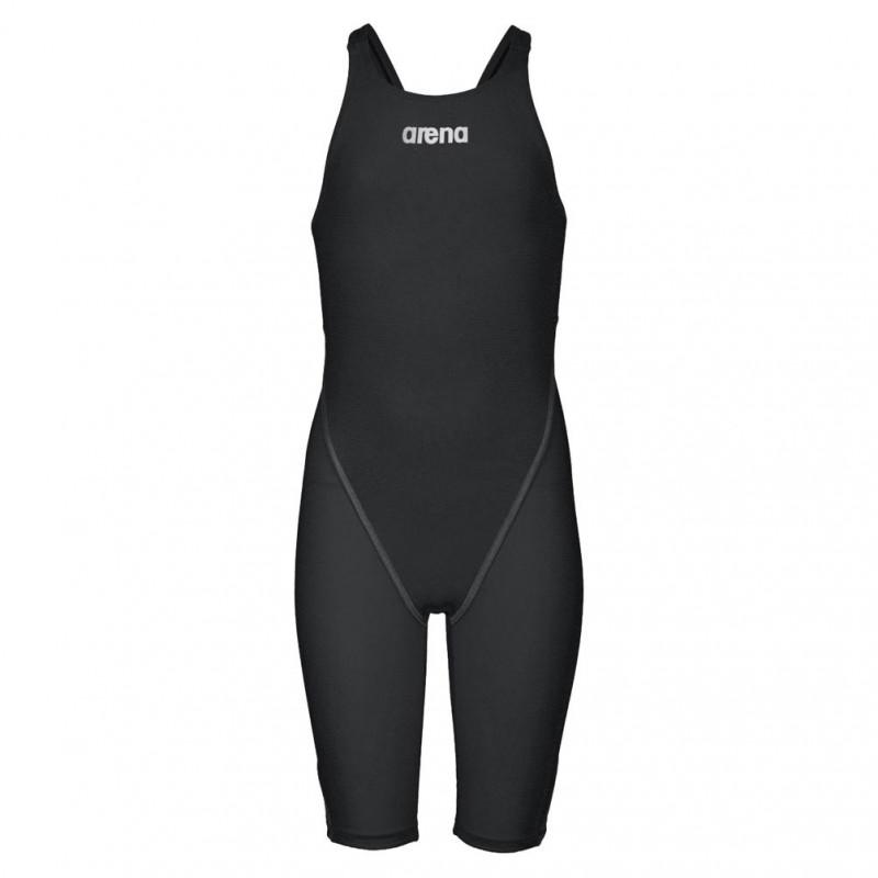 ARENA Powerskin ST 2.0 Short Leg Suit Junior black | SWIM-TOTAL Shop