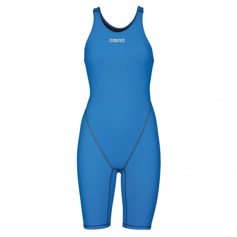 ARENA Powerskin ST 2.0 Short Leg Suit Junior royal | SWIM-TOTAL Shop